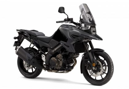V-Strom 1050 'The Master of Adventure'
